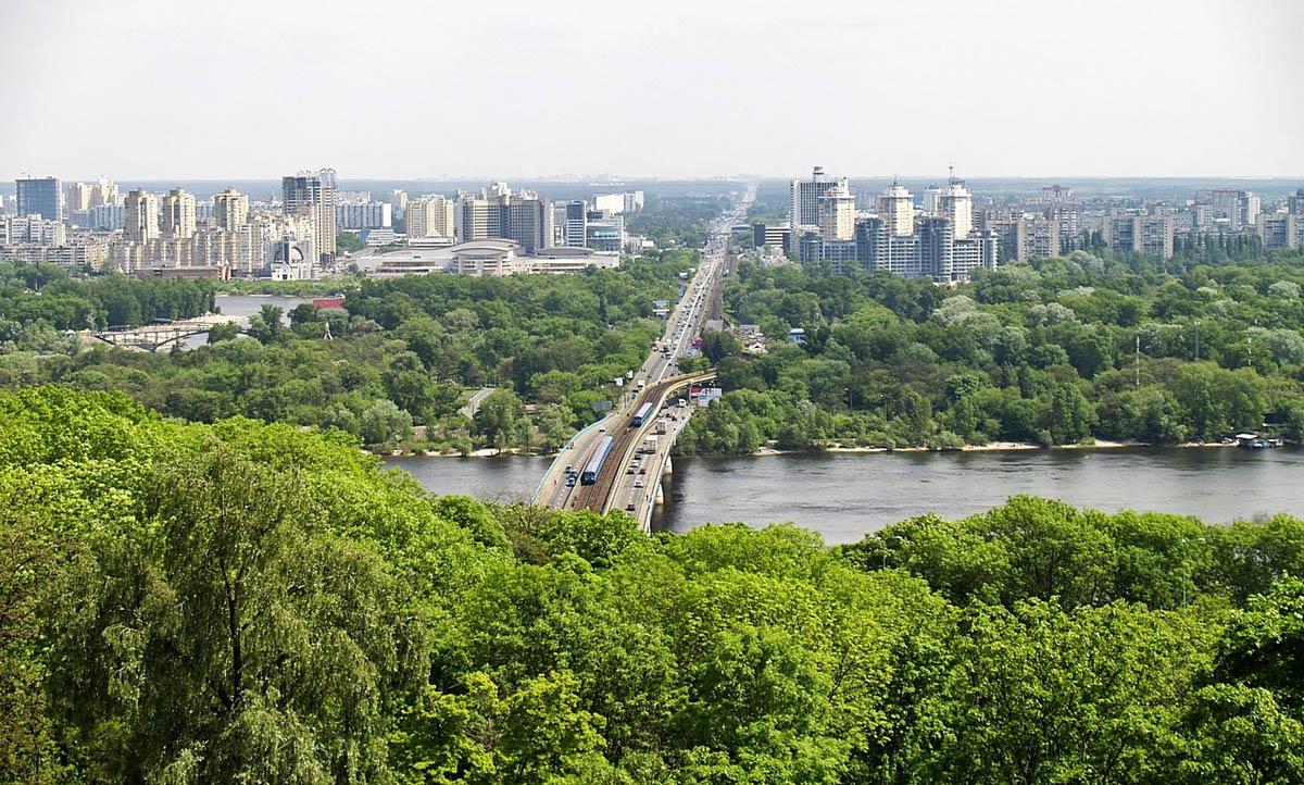 Київ посів 100 місце в рейтингу найзеленіших міст світу / Магдебурзьке право